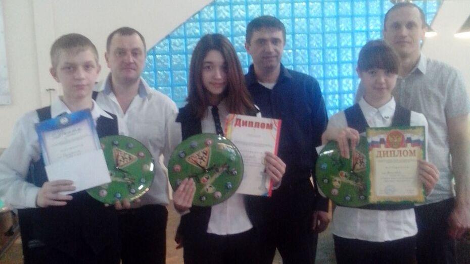 Бутурлиновские бильярдисты стали лучшими на областных соревнованиях