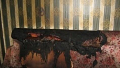 Воронежец из-за случайной подруги зарезал соседа и поджег его труп