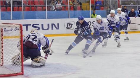 Воронежский «Буран» начал год уверенной победой над «Рязанью»
