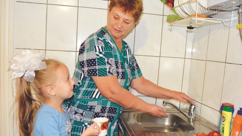 Из-за порыва водопровода богучарцы три дня провели без воды