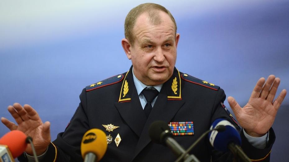 Воронежская полиция сократит штат без увольнений
