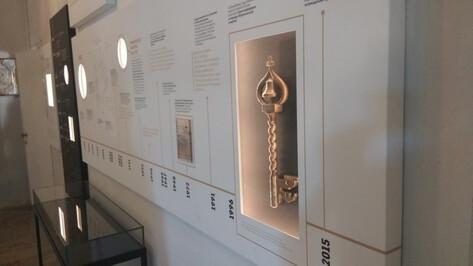 В Воронеже открылась первая постоянная внутрихрамовая выставка