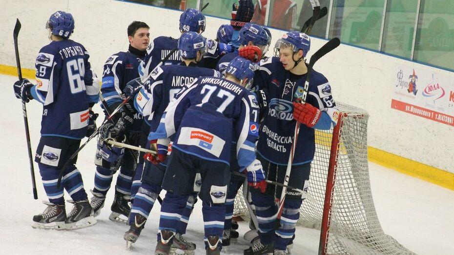 Хоккеисты «Россоши» сыграли самый результативный матч сезона