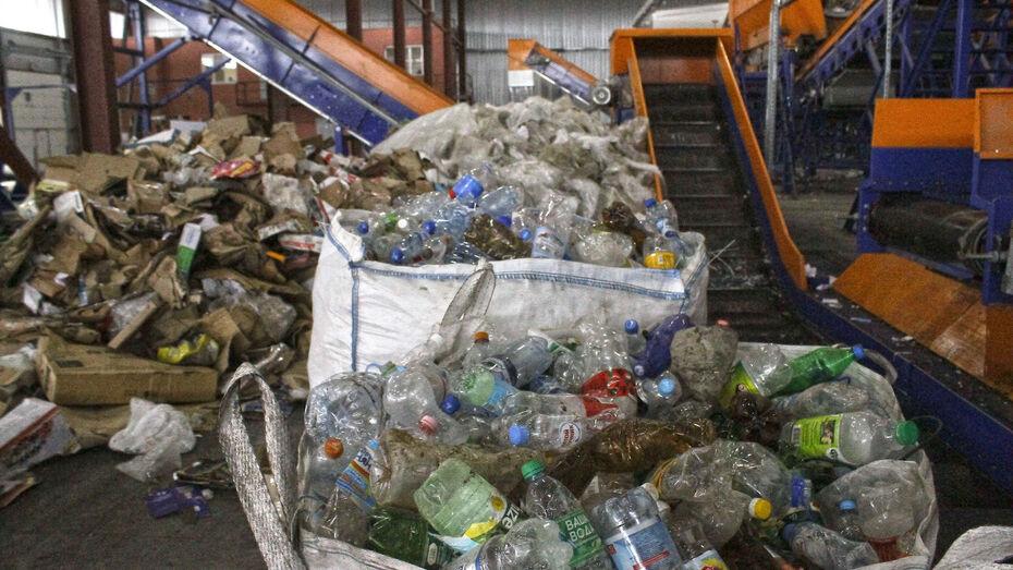 В Воронежской области появятся 3 новых мусорных полигона и 2 сортировочных комплекса