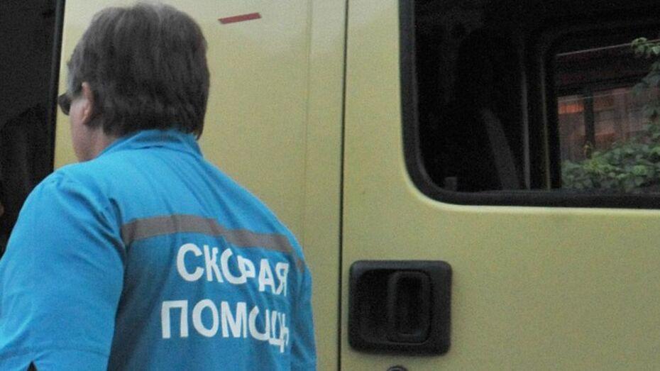 Пьяный водитель сбил 5 подростков под Воронежем