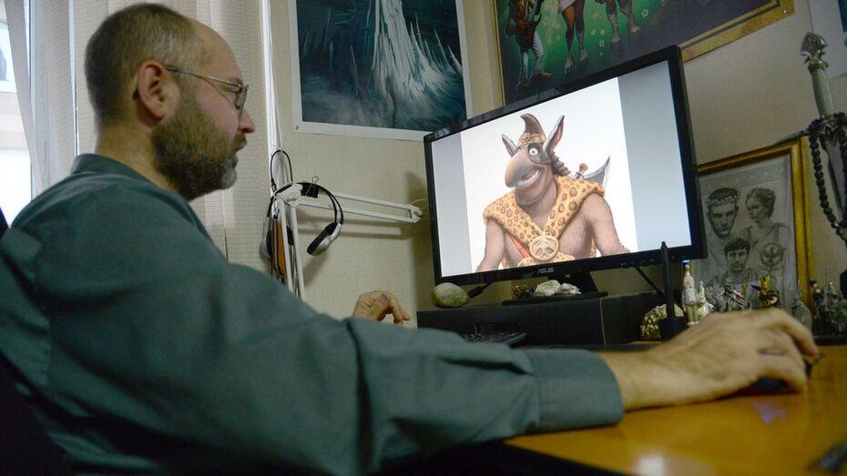 Студия Wizart Animation покажет воронежцам пошаговый процесс создания «Снежной королевы»