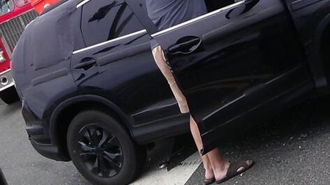 Пьяный водитель в Воронеже спровоцировал аварию с четырьмя машинами