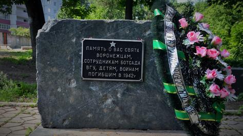 Проект РИА «Воронеж». Где этот памятник? «Утерянная» скульптура в Ботаническом саду