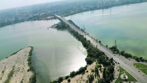 Остров Петровской эпохи и общественный парк. Что ждет набережную водохранилища в Воронеже
