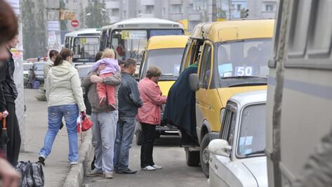 Пути объезда виадука у «Работницы» для 3 маршрутов утвердили в Воронеже