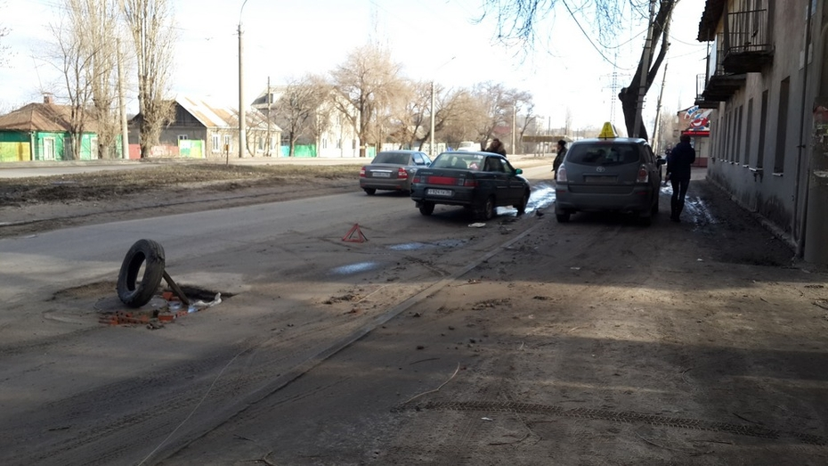 Мэрию Воронежа уличили в неэффективном расходовании средств на дорожный ремонт