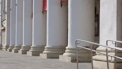 Архитекторы представили 9 вариантов нового облика Театра оперы и балета в Воронеже
