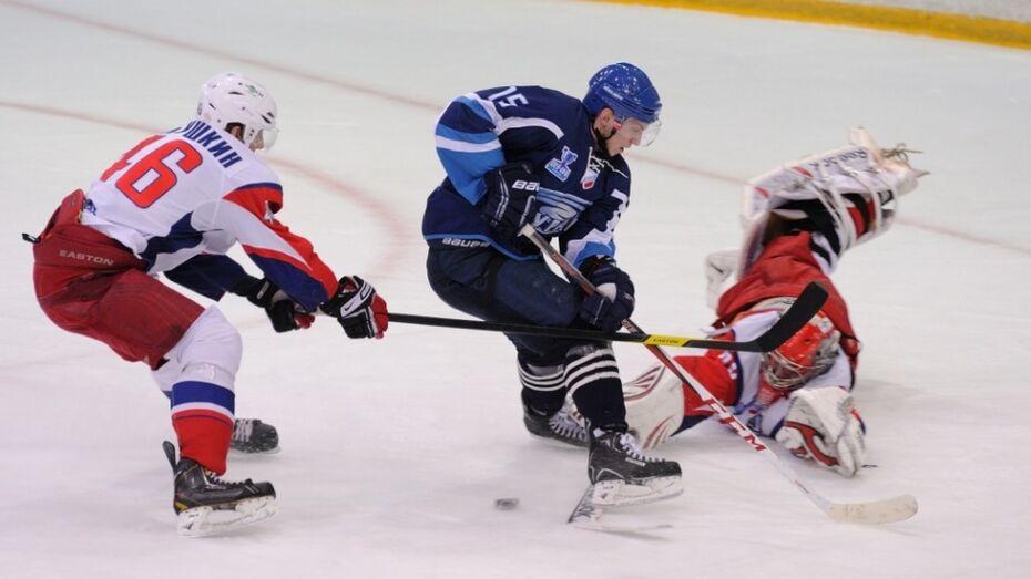 «Локомотив» не позволил «Бурану» досрочно выиграть серию плей-офф
