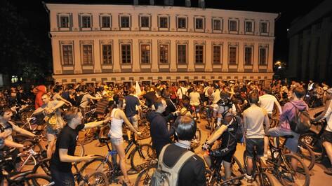 Одному из участников Велоночи подарят «приличный» велосипед