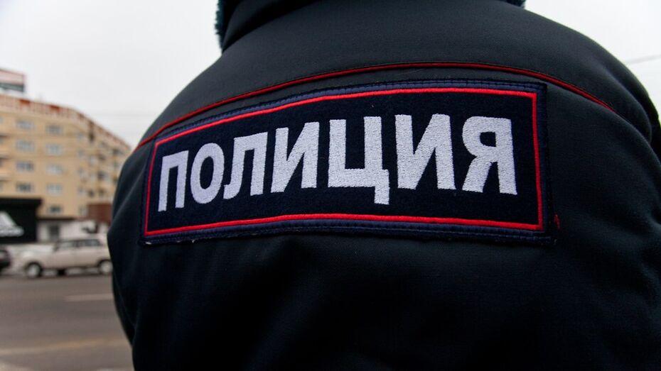 Борисоглебские полицейские изъяли у местного жителя 20 ящиков контрафактной водки
