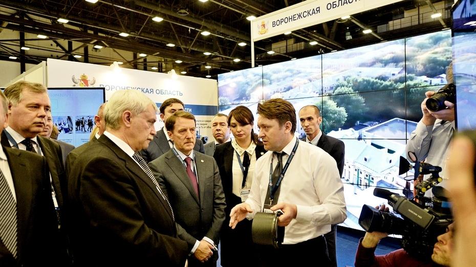 Санкт-Петербург заинтересовался воронежской сельхозпродукцией и туризмом