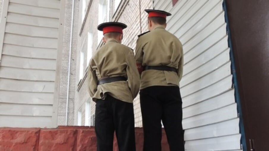 Скандал в Михайловском кадетском корпусе в Воронеже