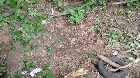 Найденную в воронежском парке студентку убили
