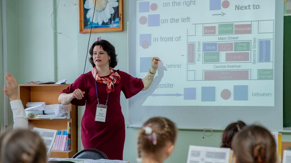 Завершился второй тур воронежского этапа конкурса «Учитель года – 2021»