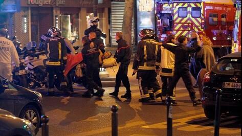 Жертвами терактов в Париже стали более 120 человек