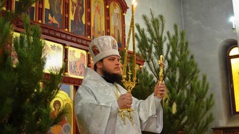 Митрополит Сергий представил семилукцам нового епископа