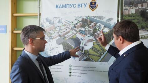 Ректор Воронежского госуниверситета анонсировал проект «черноземного Сколково»
