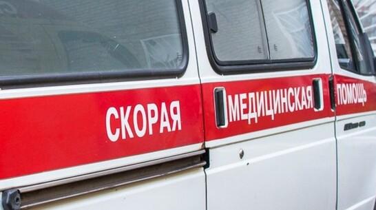 В Воронежской области пассажирка ВАЗа погибла при столкновении с трактором