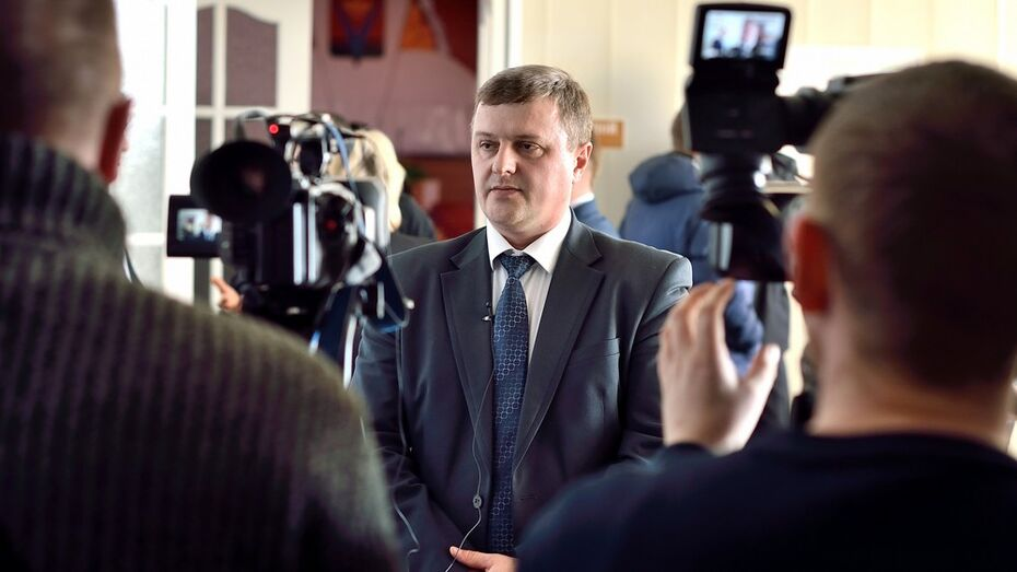 В Борисоглебске и.о.мэра стал замглавы по ЖКХ Александр Степыгин