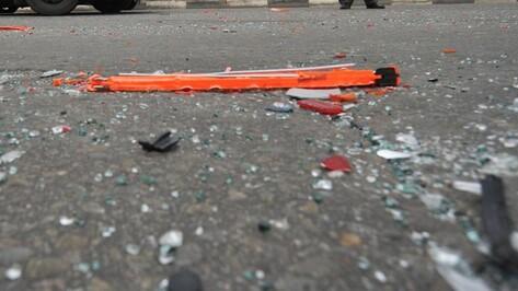 Микроавтобус насмерть сбил женщину в Воронежской области