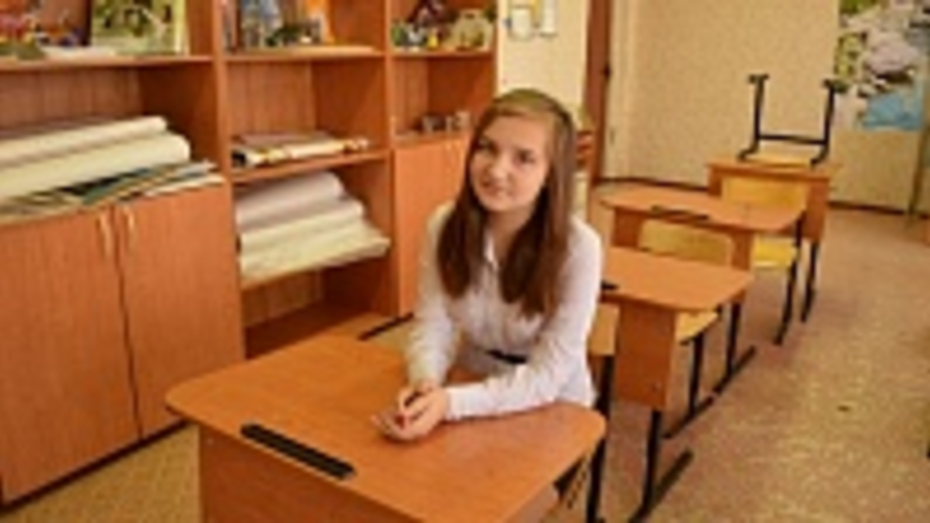 Новоусманская школьница снялась в «Ералаше»