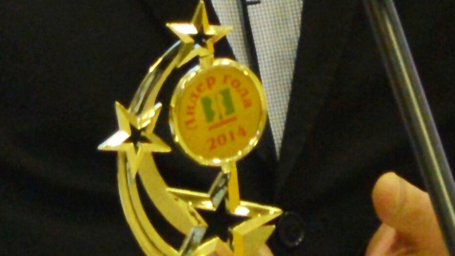 В Семилукском районе вручат премии «Лидер года»