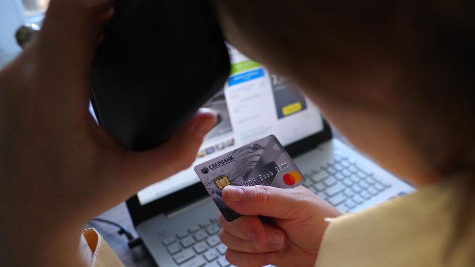 Погнавшаяся за легким заработком в интернете жительница Воронежа потеряла 2,7 млн рублей