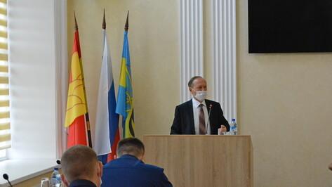 Иван Нежельский сохранил пост мэра Богучара