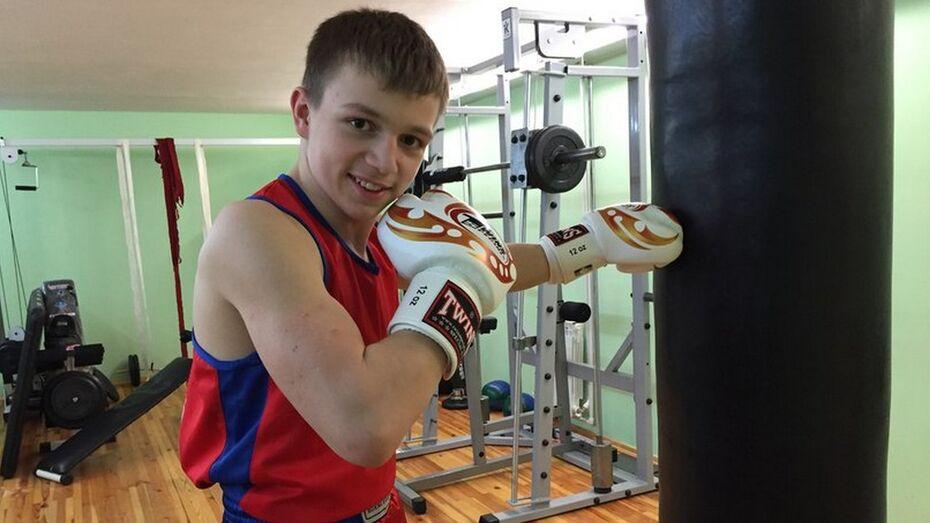 Лискинцы завоевали 3 медали на областном турнире по боксу