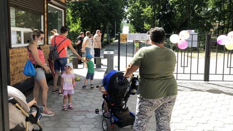 Бесплатный проход к вольерам в Воронежском зоопарке не вернут