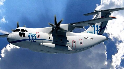 Воронежский авиазавод соберет два Ил-112В для Минобороны РФ