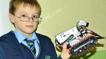 В Бутурлиновской школе прошел фестиваль по робототехнике