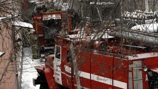 Тело 46-летнего мужчины нашли в загоревшейся в ночь на 8 марта воронежской пятиэтажке