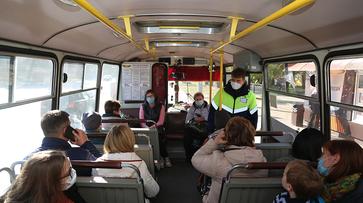 За нарушения масочного режима в транспорте к ответственности привлекут 67 воронежцев