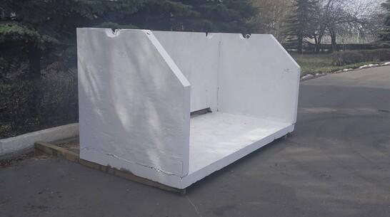 В Лисках оборудуют 200 контейнерных площадок