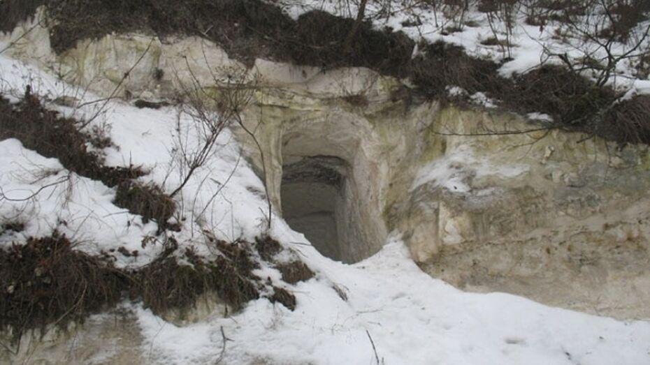 В Подгоренском районе под монастырем обнаружили новый подземный ход