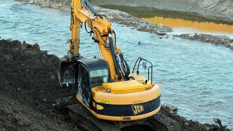 За расчистку реки Тавровки в Воронеже заплатят до 18 млн рублей