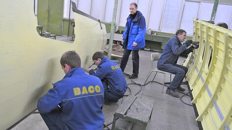 ОАК определит стратегию развития Воронежского авиазавода в августе