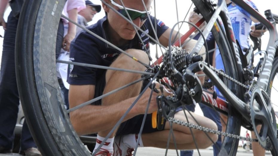 Воронежские спортсмены выступят в престижной веломногодневке