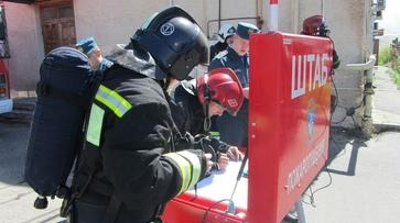 В Воронеже при пожаре пенсионерка отравилась угарным газом