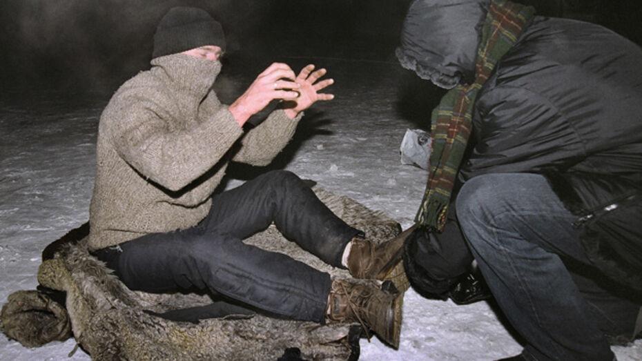 От аномальных морозов в Воронежской области пострадало семь человек