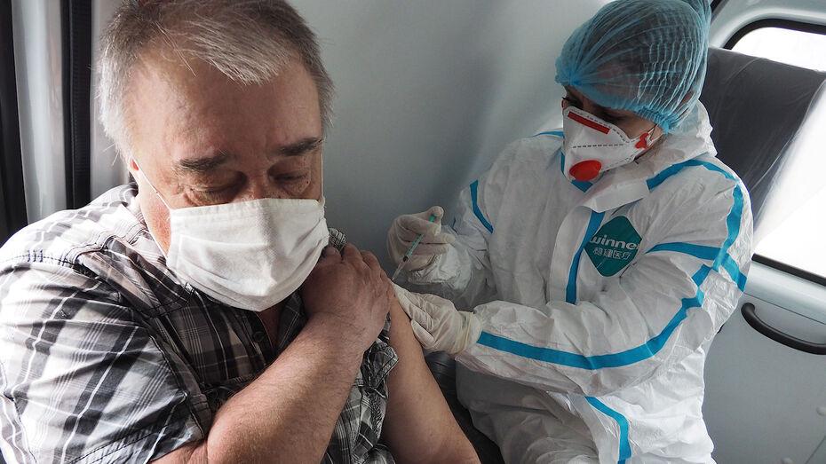 Бесплатные тесты на антитела сделают привившимся «ЭпиВакКороной» воронежцам