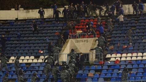 «Динамо» подаст жалобу на решение КДК о санкциях после беспорядков на матче в Воронеже
