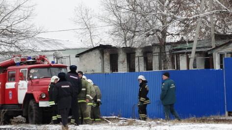 Медики катастроф: «Жертв пожара в воронежском интернате могло быть больше»