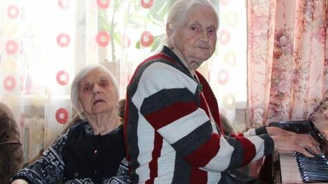 «Много чего было с нами». Путь 2 сестер от Ленинграда до поселка в Воронежской области